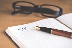 notes-listup